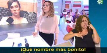Canal Sur RTVA lengua de signos