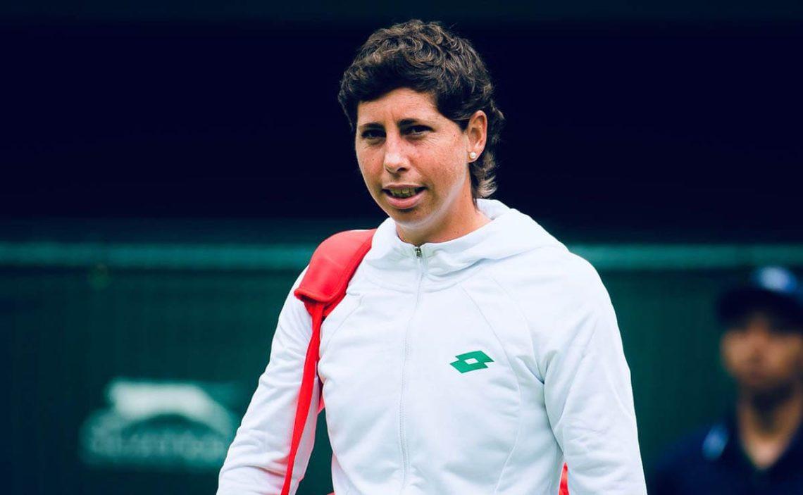 Carla Suárez Juegos Olímpicos