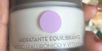 Crema Hidratante Equilibrante de Deliplus mercadona