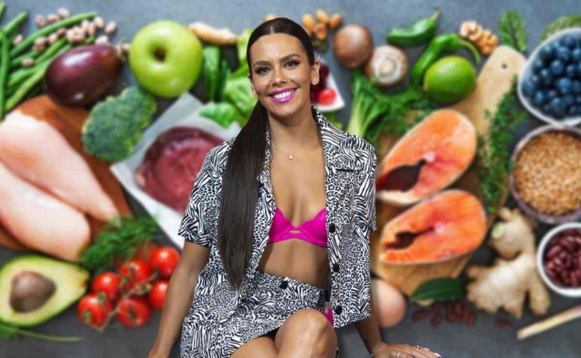 Dieta saludable de Cristina Pedroche