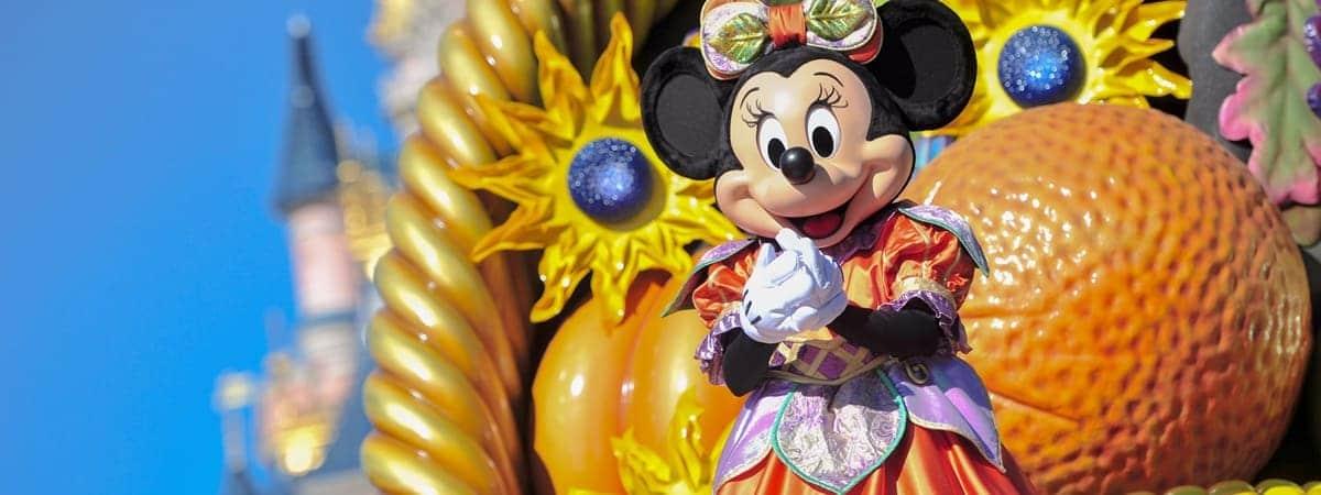 Disneyland Paris accesible