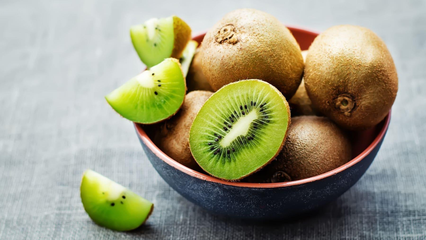 Fruta Kiwi citrico