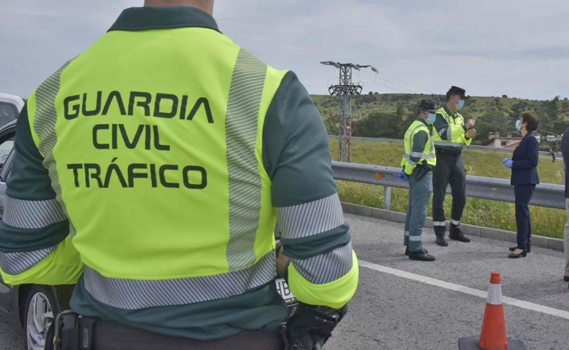 Guardia Civil Trafico Granada atarfe