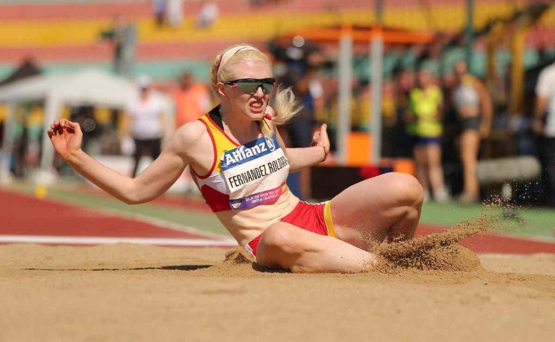 Sara Fernández estará presente en los Juegos Paralímpicos de Tokio 2020