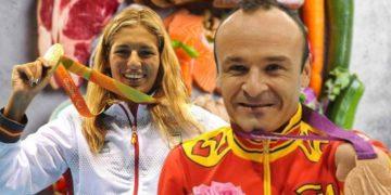 Nutrición de los deportistas españoles en los Juegos Paralímpicos de Tokio 2020
