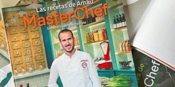 MasterChef recetas Arnau