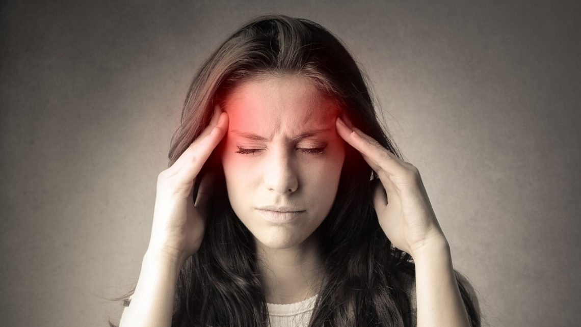Manzanilla dolor de cabeza