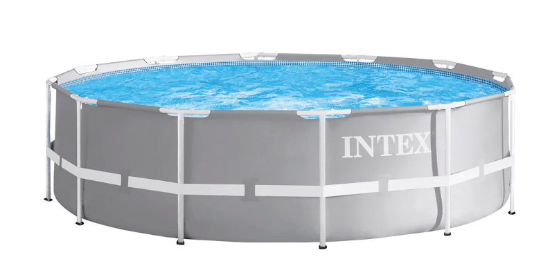 Piscina tubular de PVC redonda INTEX - 249,00 €