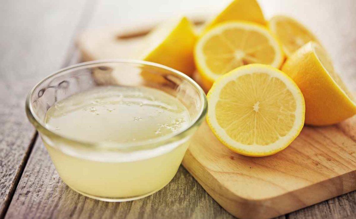 Propiedades curativas saludables del limón