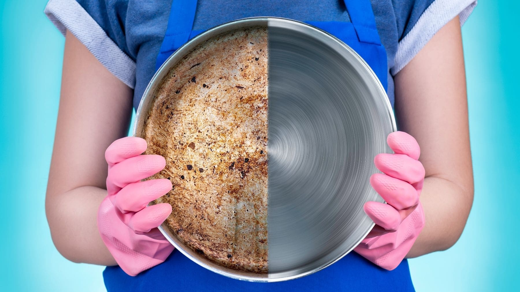 Remedios caseros bicarbonato limpiar sartenes