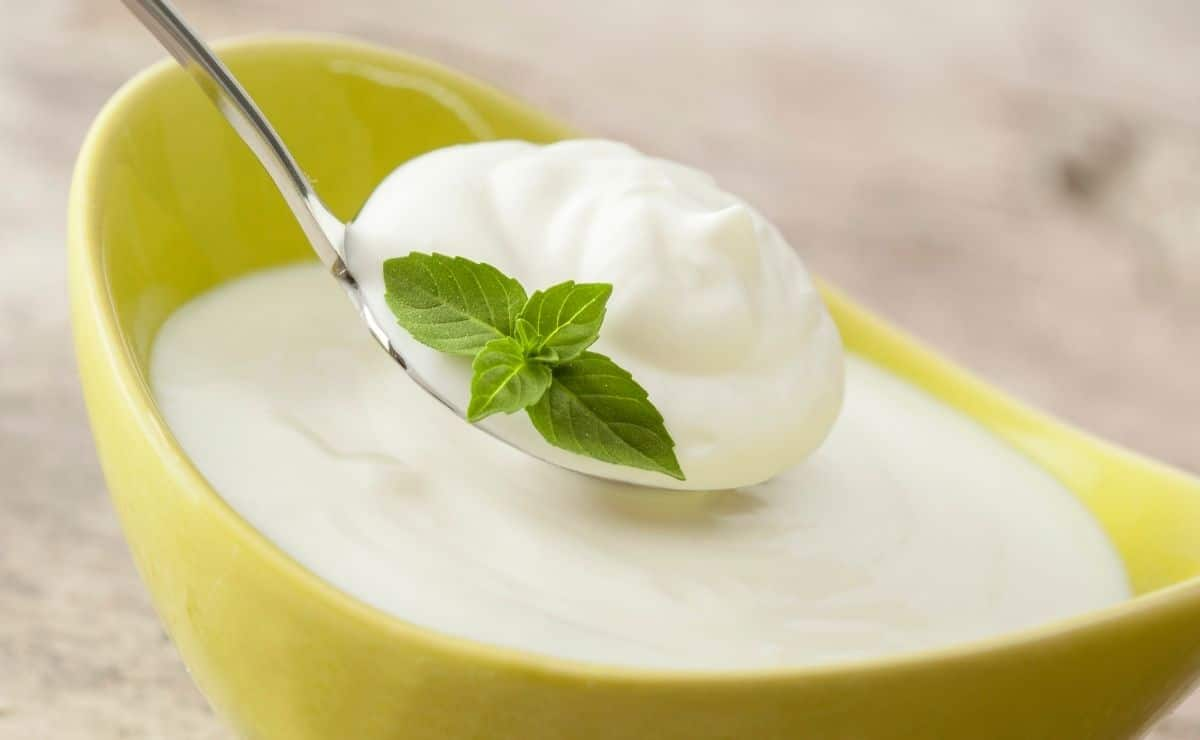 Superalimento yogur
