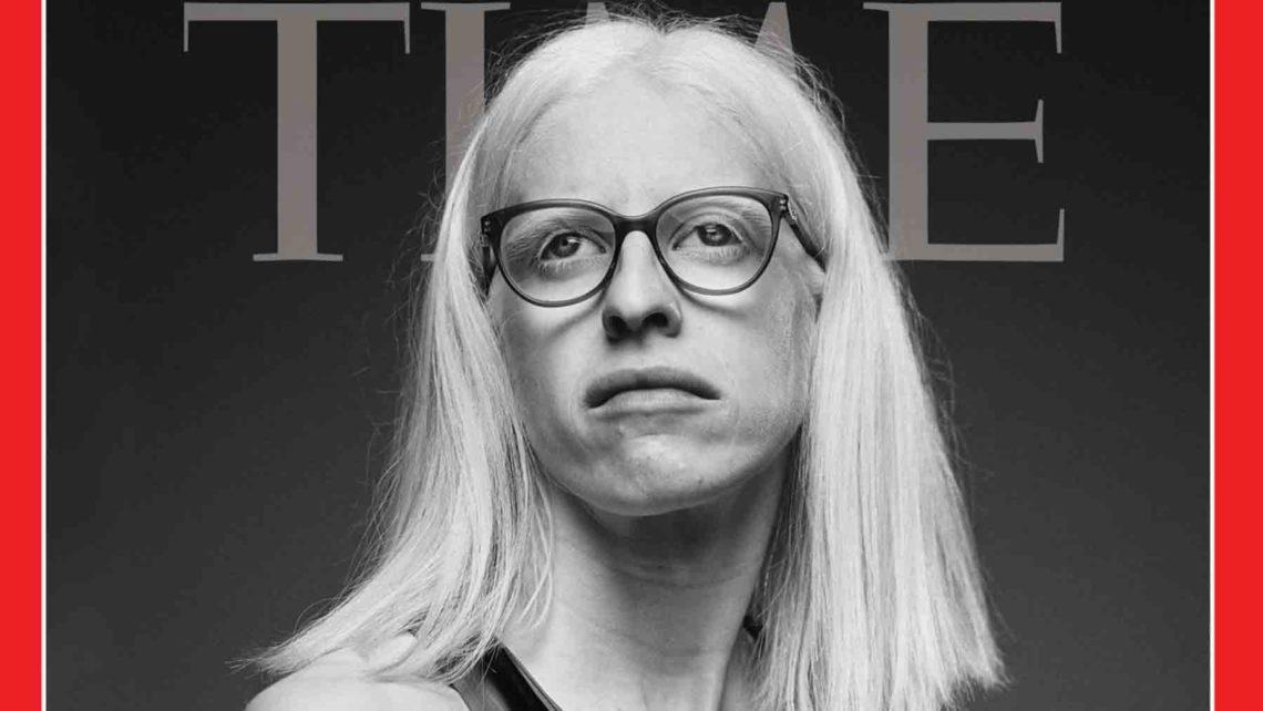 Susana Rodríguez, portada revista 'Time'