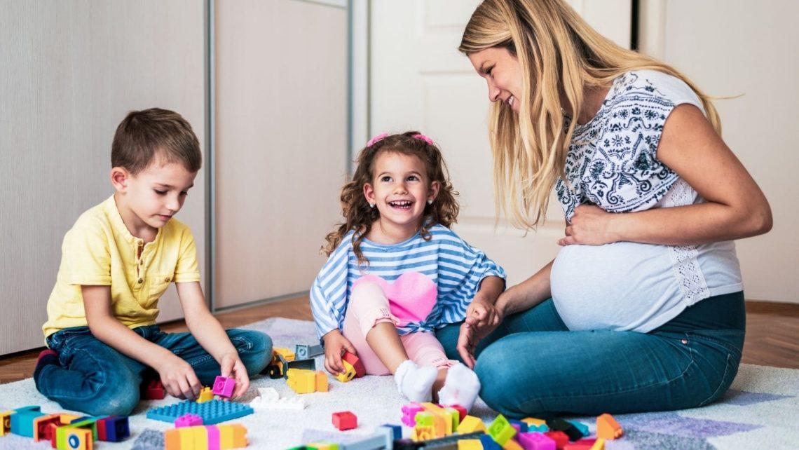 Vitamina A niños y embarazadas