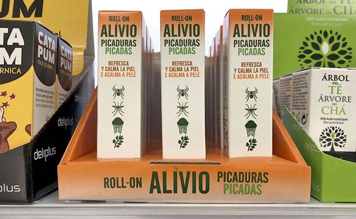 alivio picadura mosquitos Deliplus Mercadona