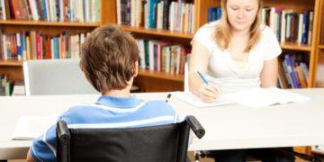 ayudas al estudio Reina Letizia para la inclusión estudiante discapacidad