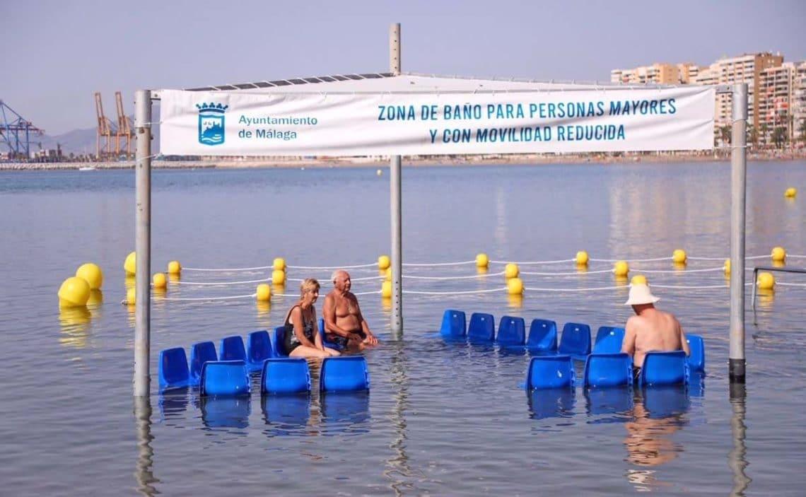 baño accesible malaga personas mayores discapacidad movilidad reducida