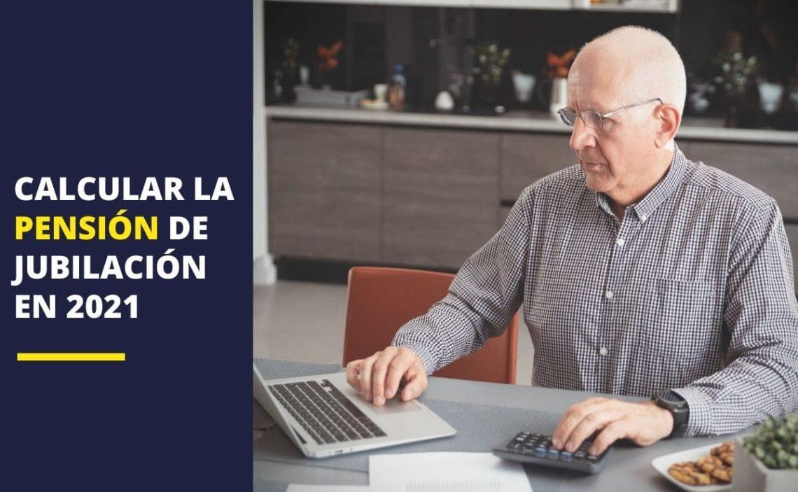 calcular pensión jubilación