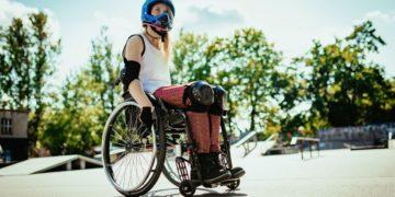 Cardio en una silla de ruedas