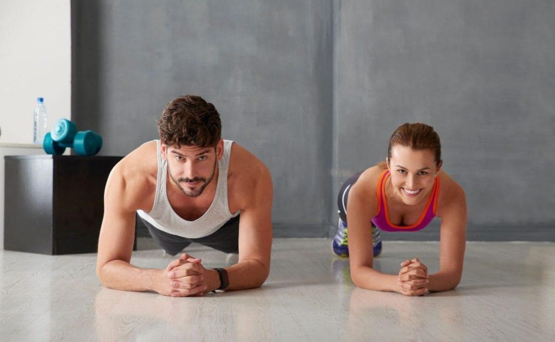 ejercicios entrenamientos abdomen abdominales