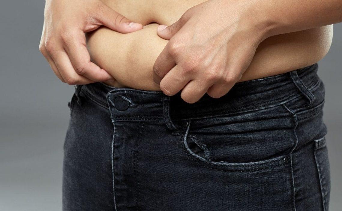 grasa abdomen abdominal