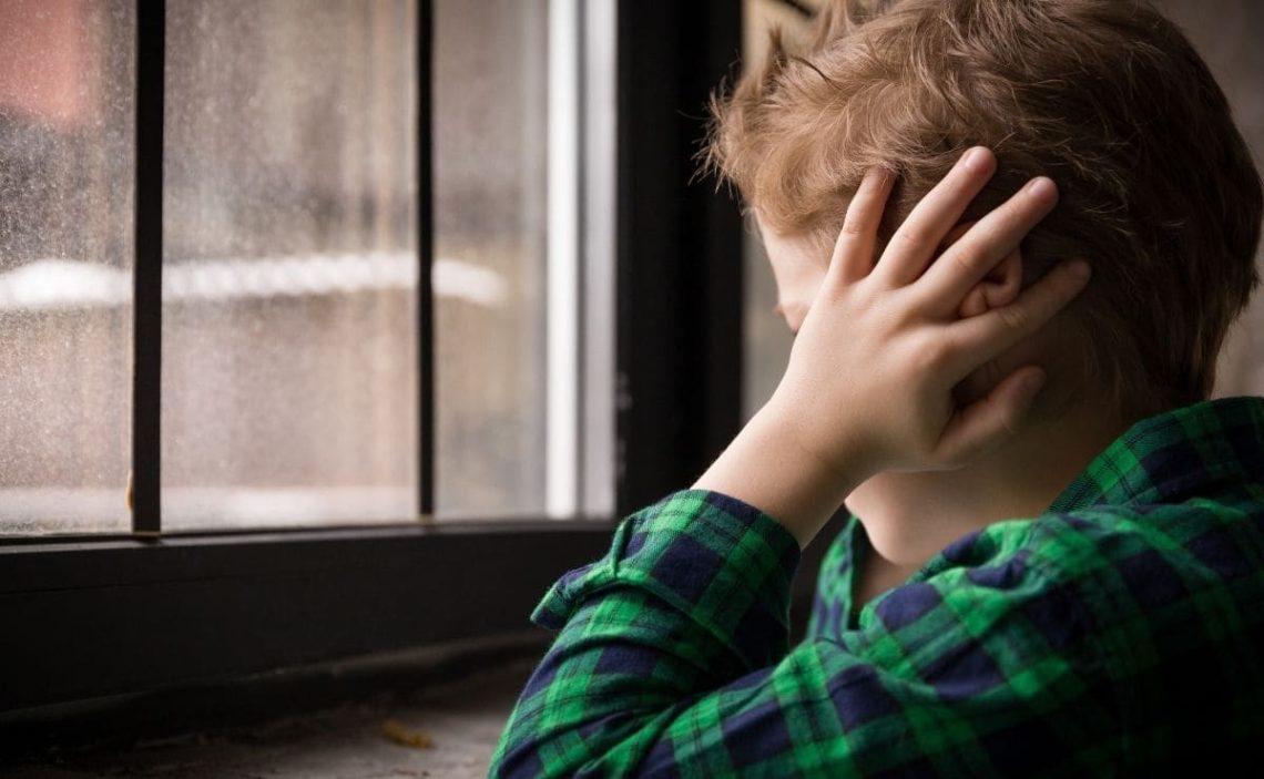 niño con autismo TEA