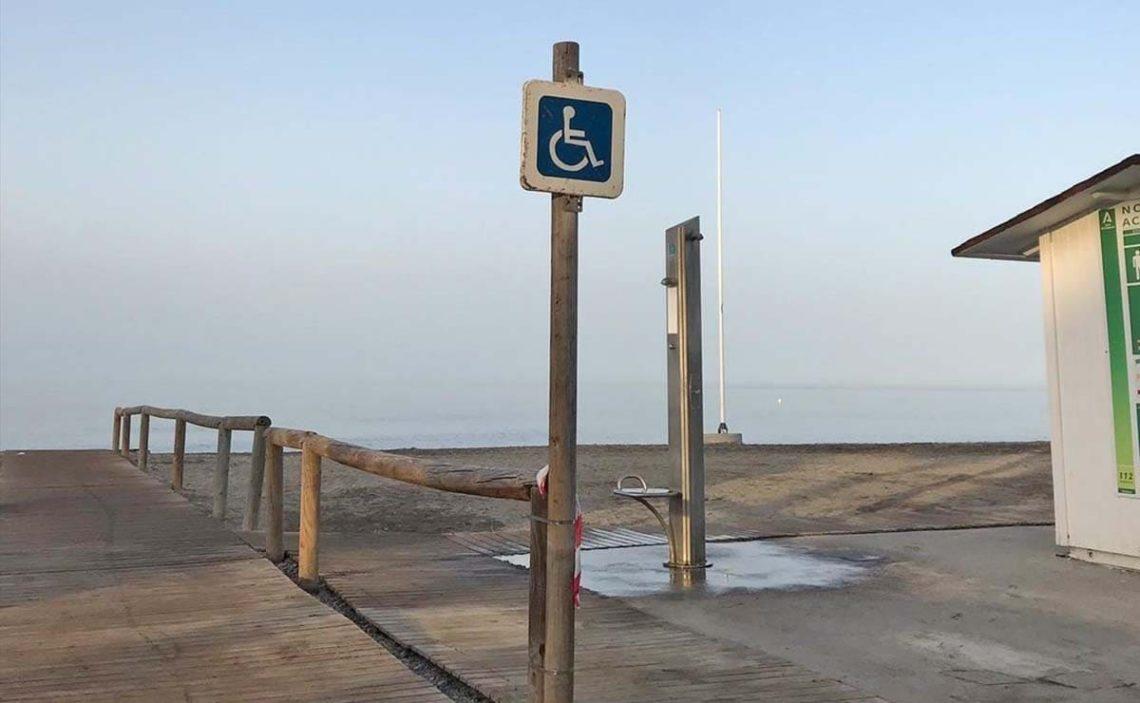 playa de Motril Daniel Rodriguez