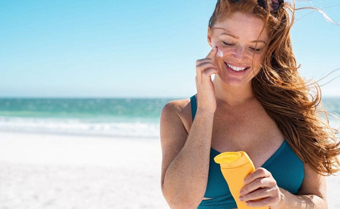 significado numero proteccion crema solar piel