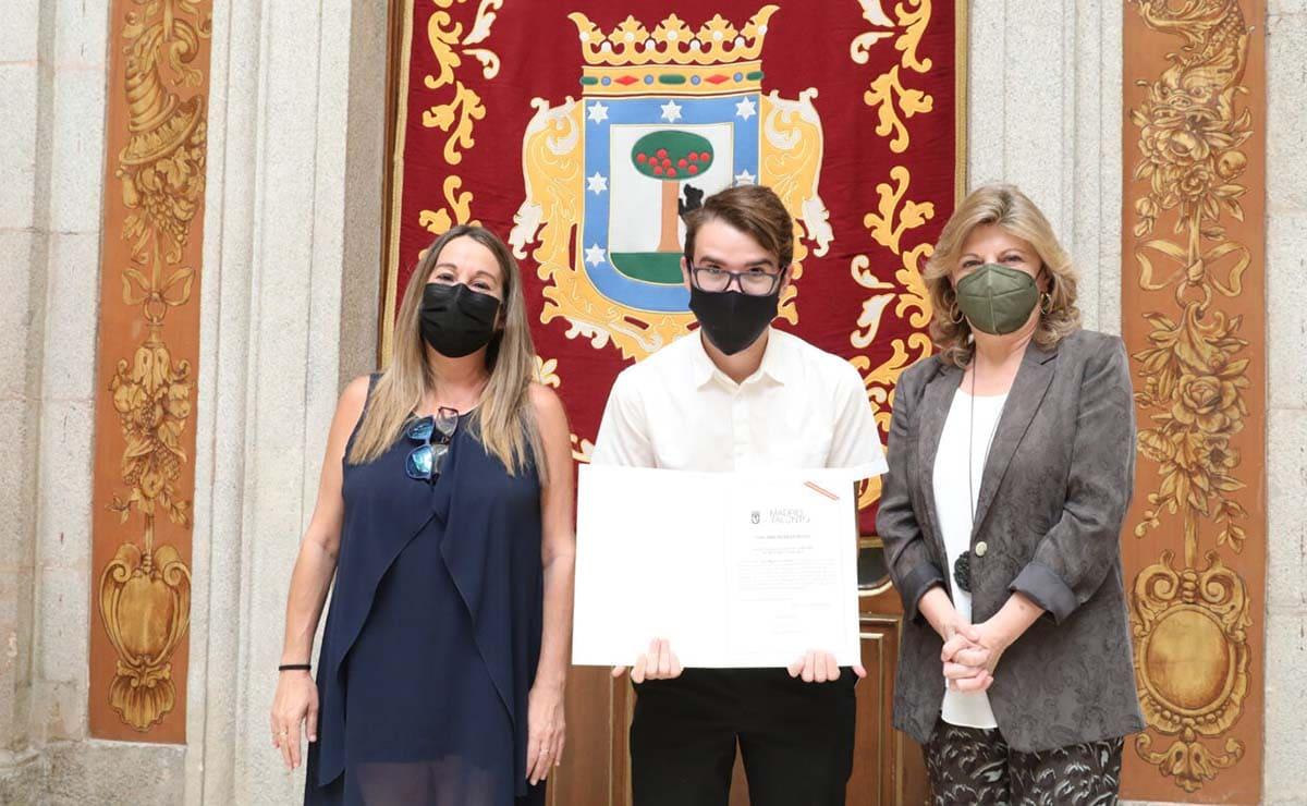 trabajador con discapacidad intelectual Madrid