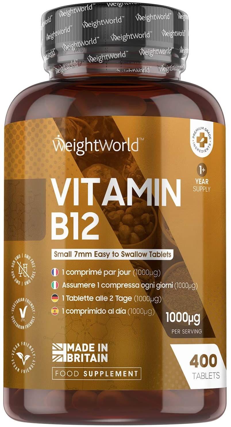 Vitamina B12 WeightWorld