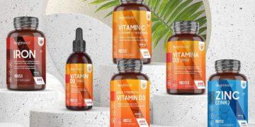 vitamina D suplementos