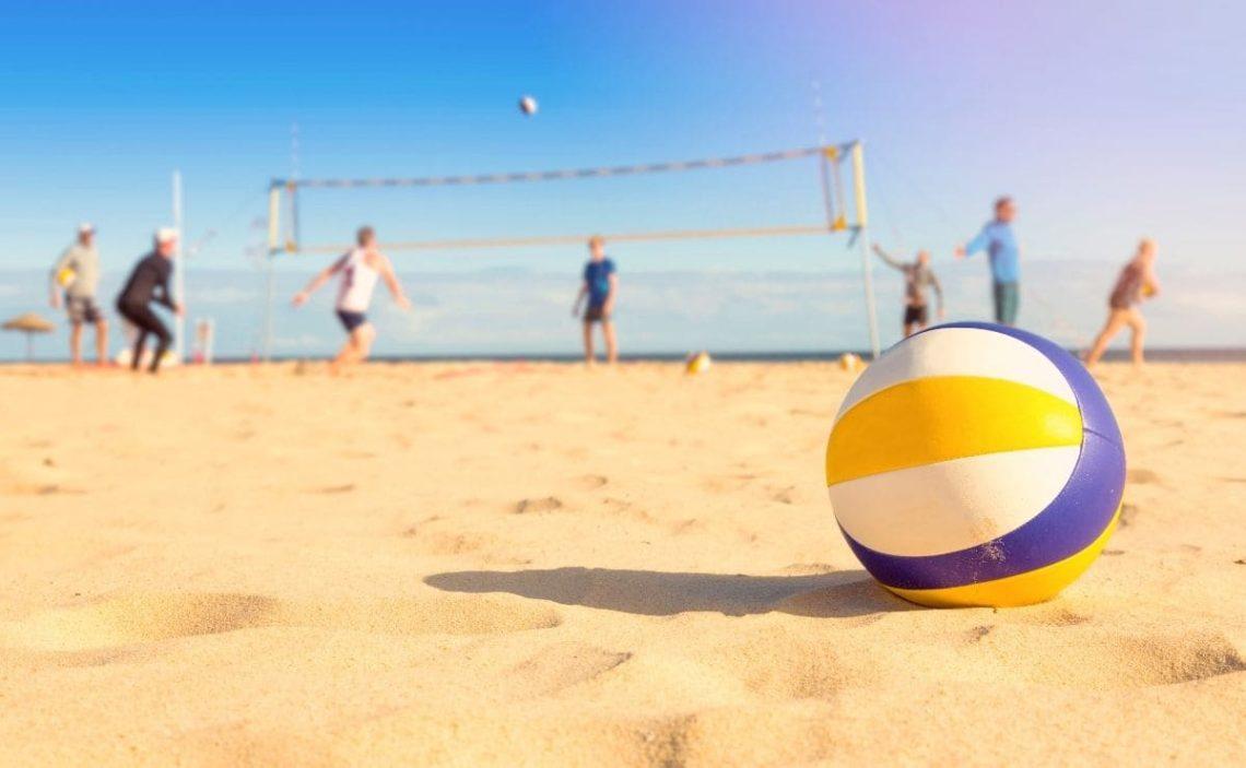 voley playa deporte inclusivo