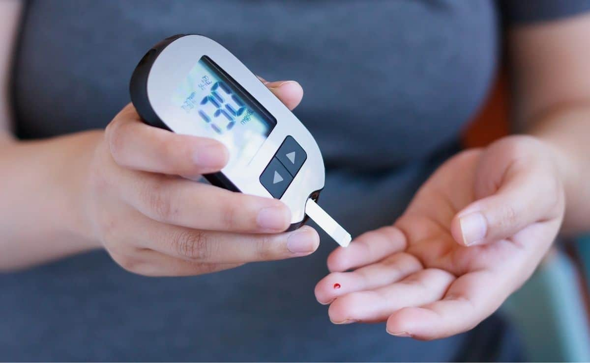 blood glucose levels in the organism