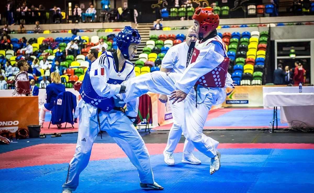 Alex Vidal, campeón del mundo de Taekwondo