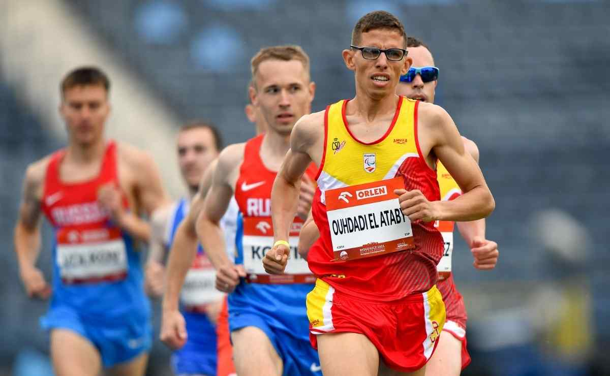 Atletismo en los Juegos Paralímpicos de Tokio 2020