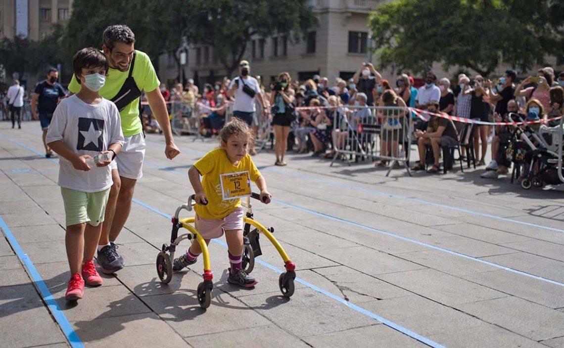 Carrera Infantil Adaptada Gotic Barcelona