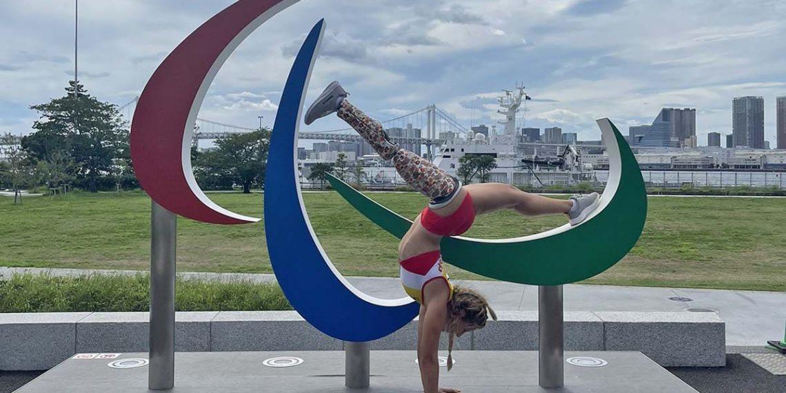 Desirée Vila Juegos Paralímpicos Tokio 2020