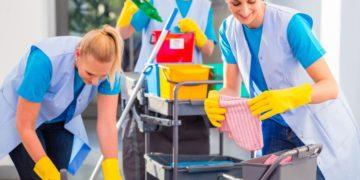 Empleo operario de limpieza