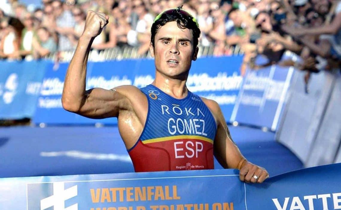 Javier Gómez Noya triatlón