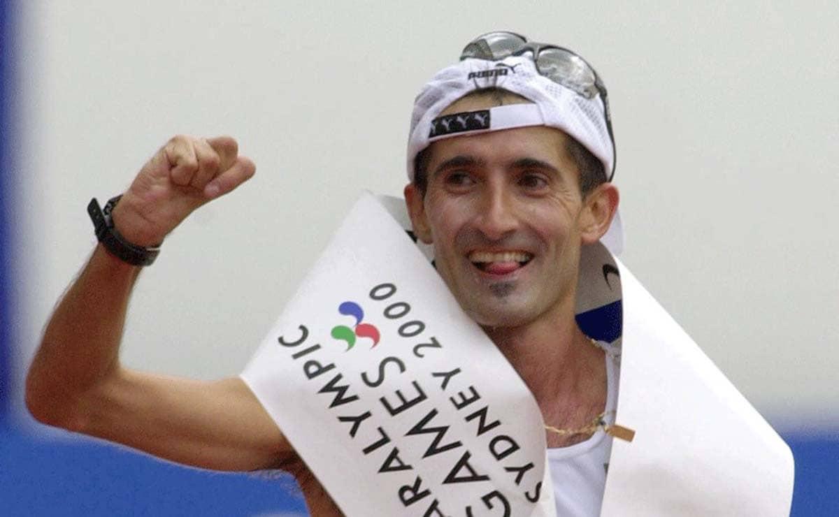 Javier Conde Juegos Paralimpicos