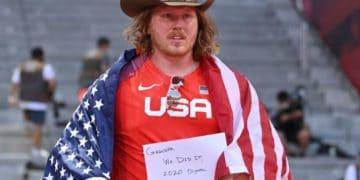 Juegos Olímpicos Ryan Crouser