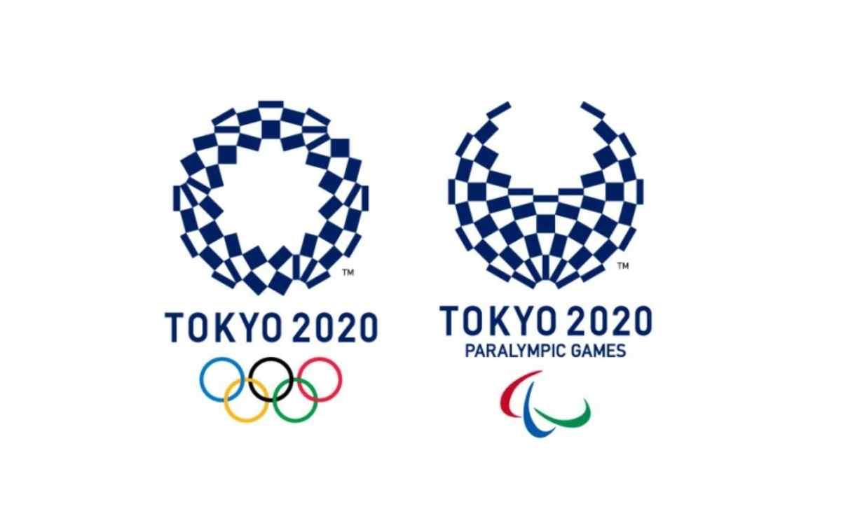 Logo de los Juegos Olímpicos y Juegos Paralímpicos de Tokio 2020