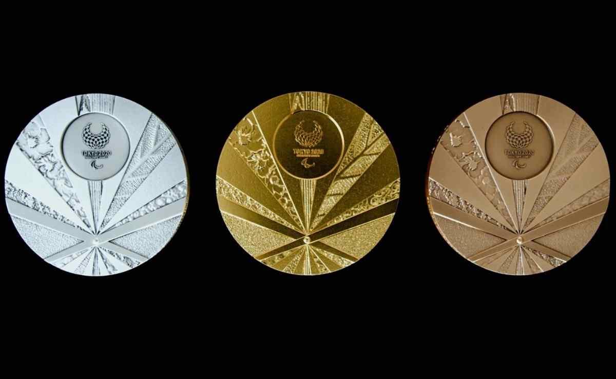 Medallas de los Juegos Paralímpicos de Tokio 2020