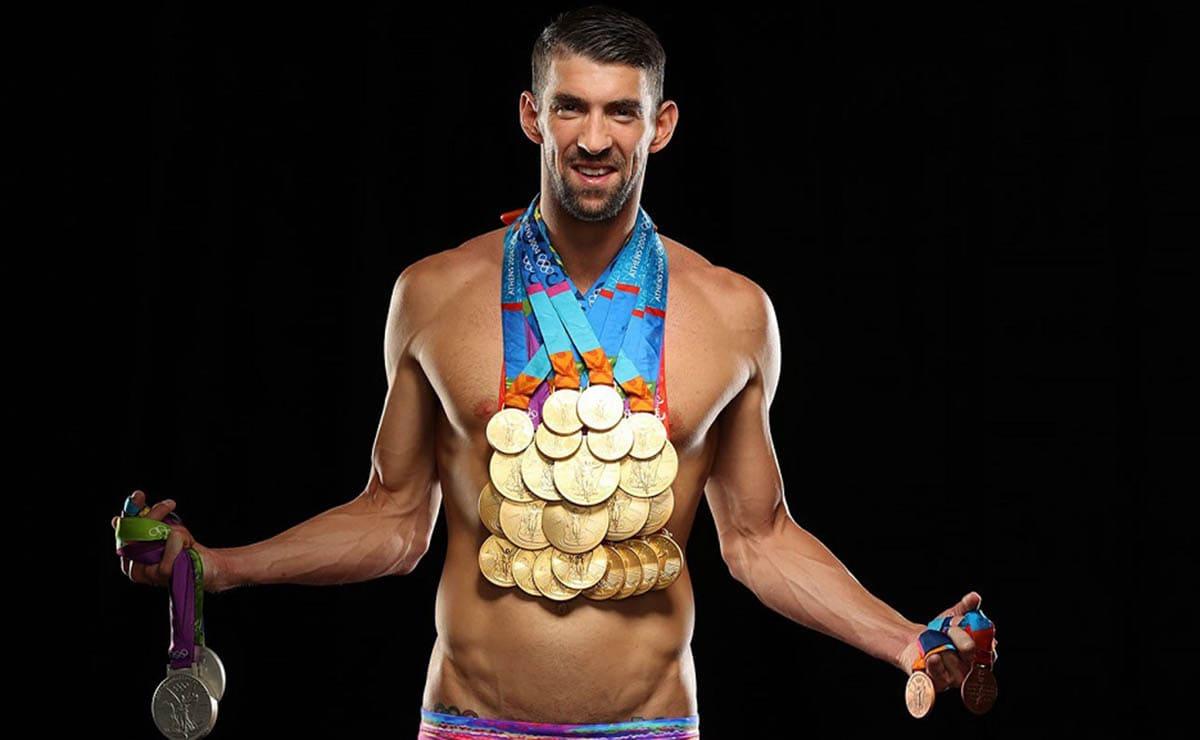 Michael Phelps Juegos Olímpicos