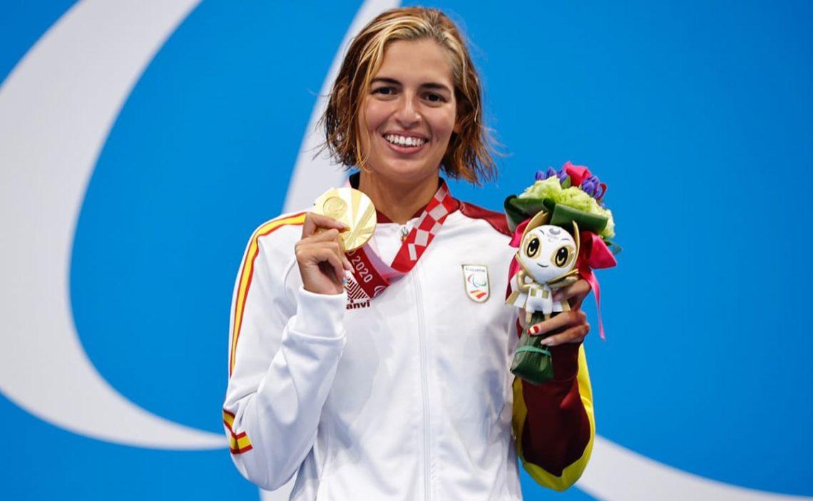 Michelle Alonso Juegos Paralímpicos
