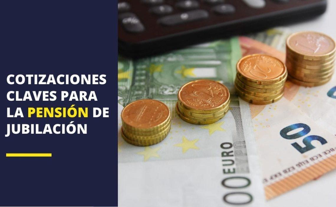 Pensión cotización
