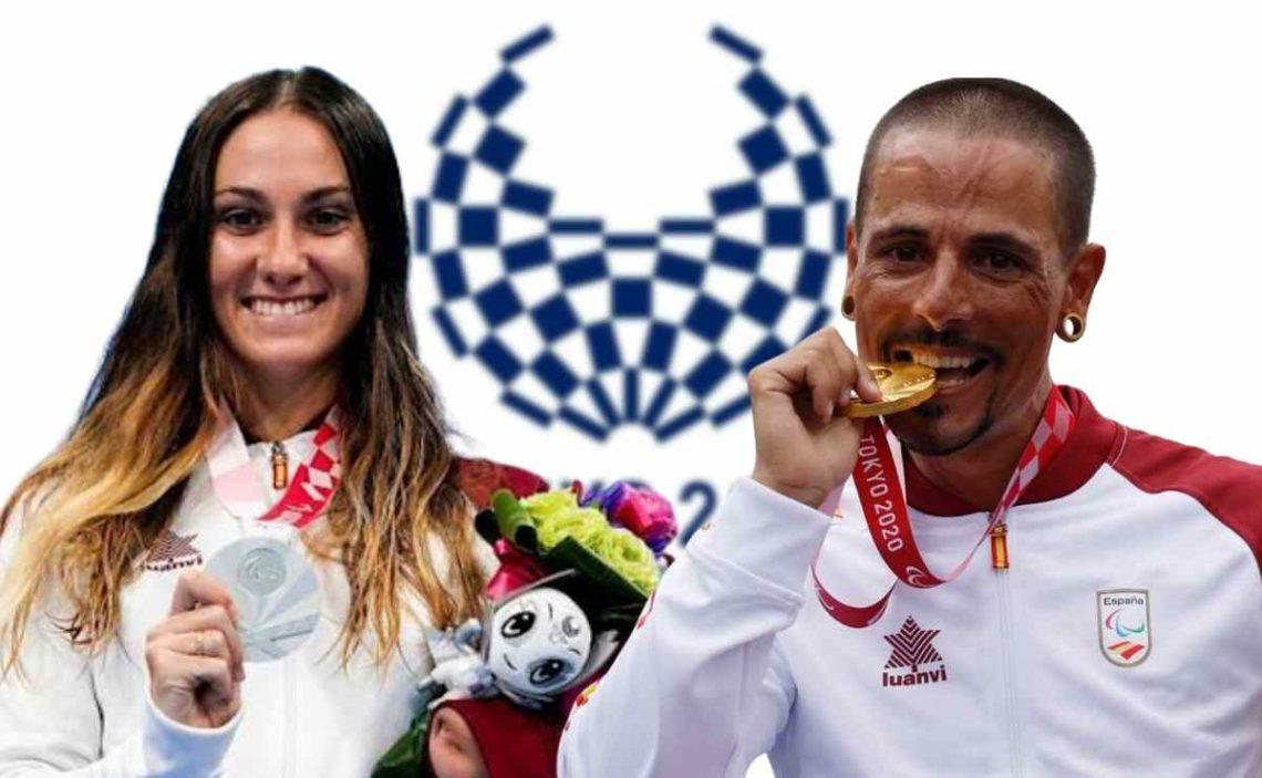 Sarai Gascón y Sergio Garrote protagonizan la agenda del miércoles 1 de septiembre en los Juegos Paralímpicos de Tokio 2020