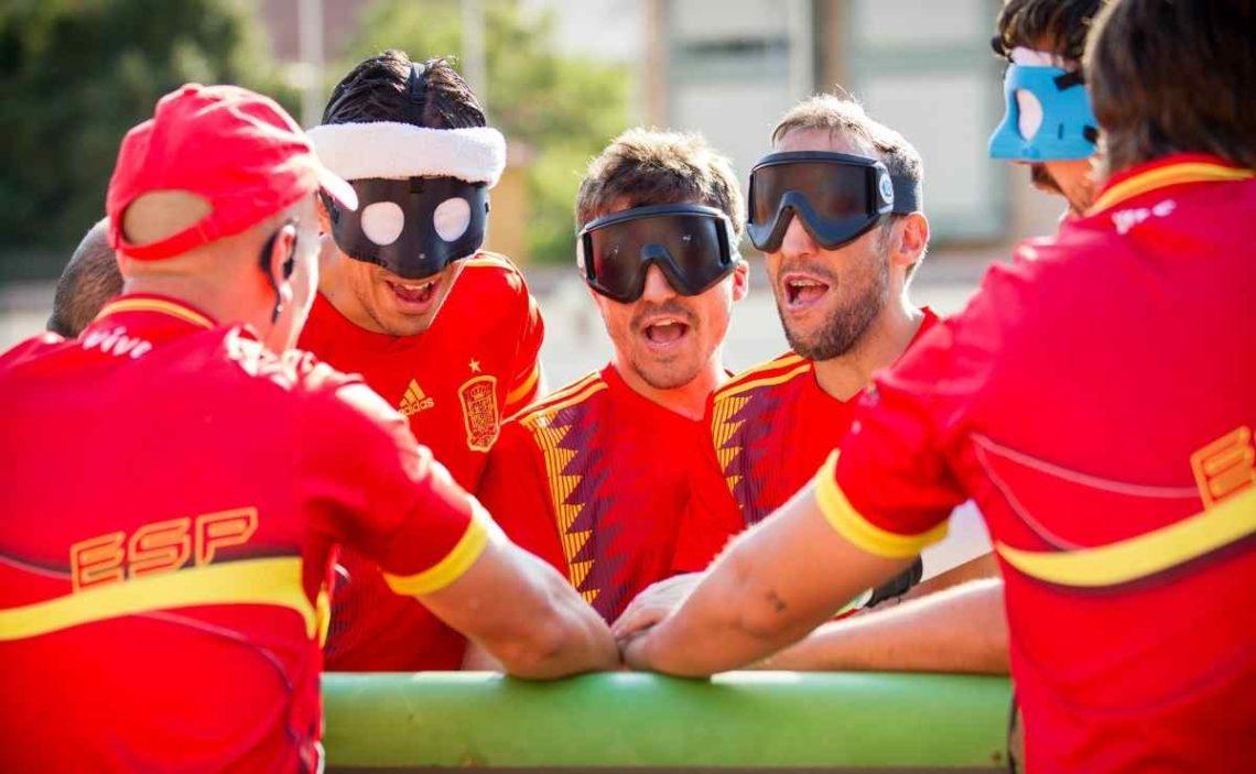 Selección española de fútbol de ciegos en los Juegos Paralímpicos