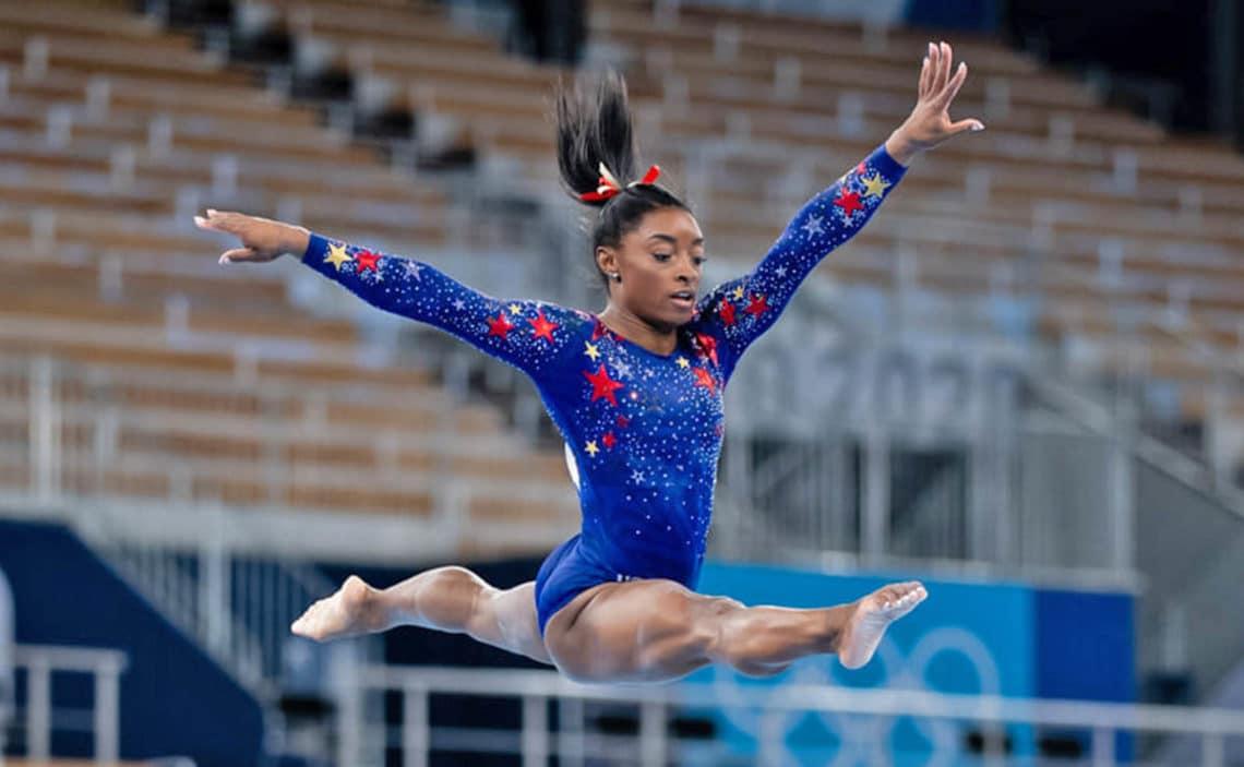 Simone Biles Juegos Olímpicos