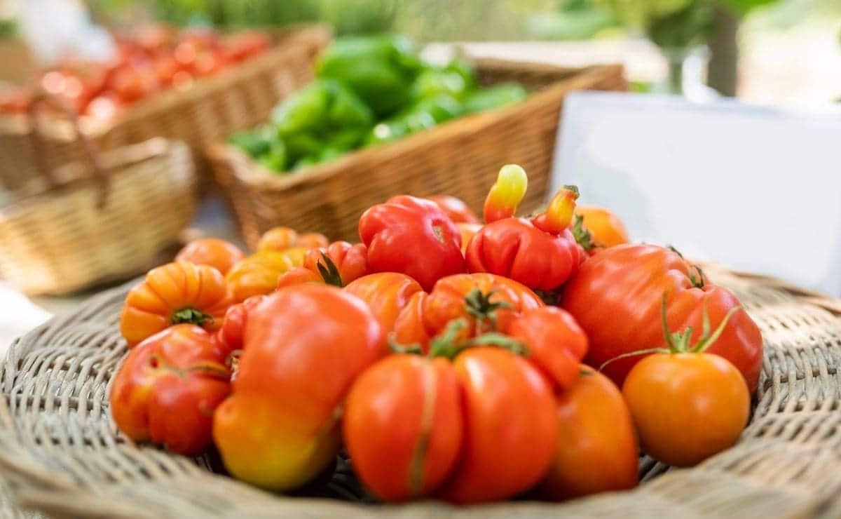 Superalimento tomates
