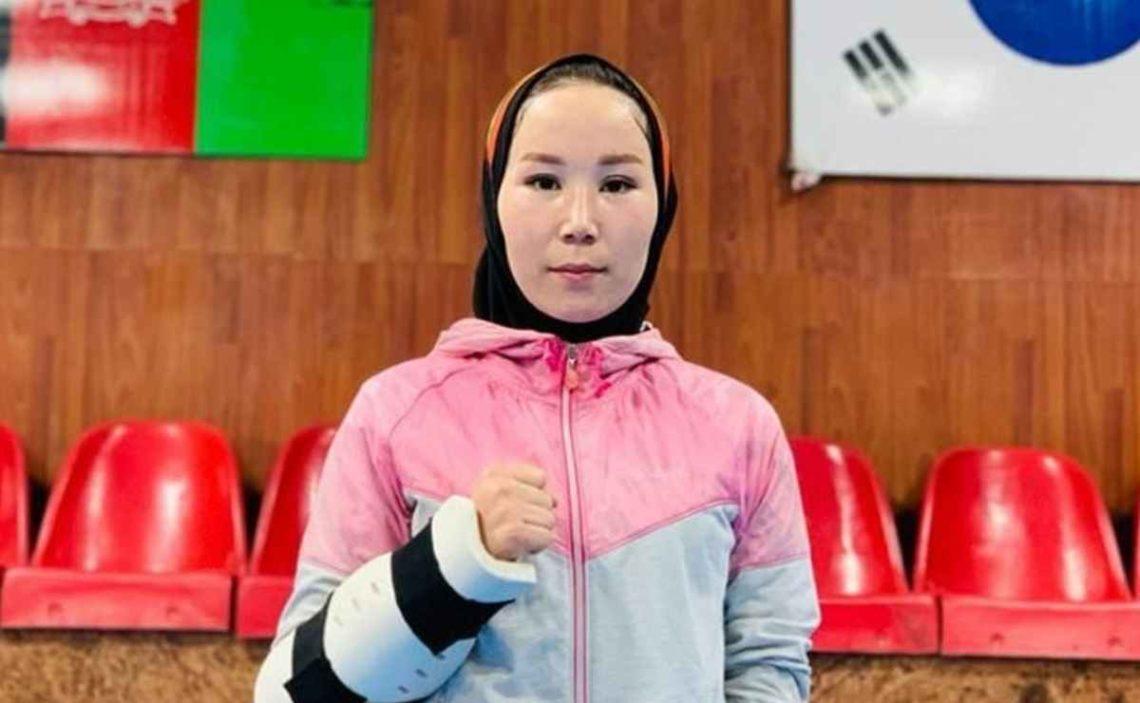 Zakia Khodadadi, deportista de Afganistán para los Juegos Paralímpicos de Tokio 2020